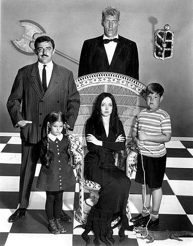 378px-Addams_Family_main_cast_1964